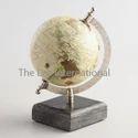 Decorative Globe with marble base