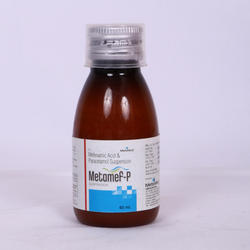 Mefenamic Acid 50mg  Paracetamol 125mg
