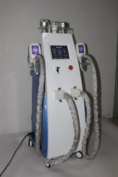 Double Handle Cryolipolosis Machine