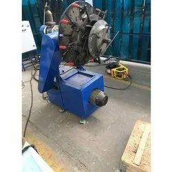 Automated Welding Fixture