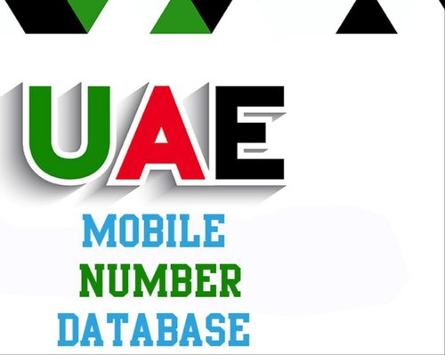 UAE Mobile Number Database
