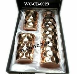 Corporate Gift Copper Bottle