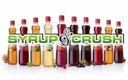Non Fruit Syrup