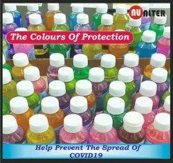 Nuclean hand sanitizer