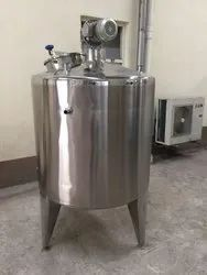 Stainless Steel Mixer Tank
