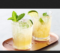 Mint Lime Cool Drinks
