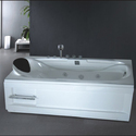 Single Seater Jacuzzi Massage Hot Bathtub BI-MEE004