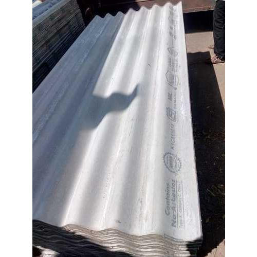Non Asbestos Cement Corrugated Roofing Sheets At Rs 330 Meter Cement Roofing Sheets Id 20385912512