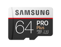 Samsung Pro Plus 100 Mb/s Microsd Card