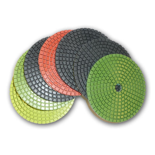 Polishing Pad Diamond Polishing Pad Manufacturer From