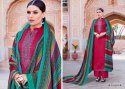 Designer Cotton Embroidered Salwar Suits