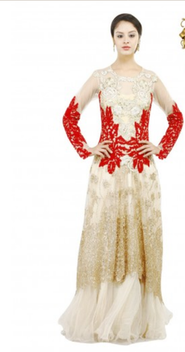 Neerus Long Party Gown