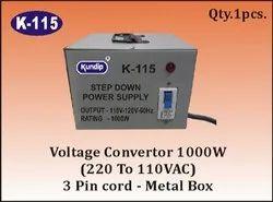 K-115 Step Down Voltage Converter (1000W)