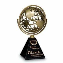 Brass Globe Award