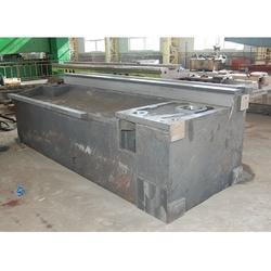CNC Lathe Body Casting