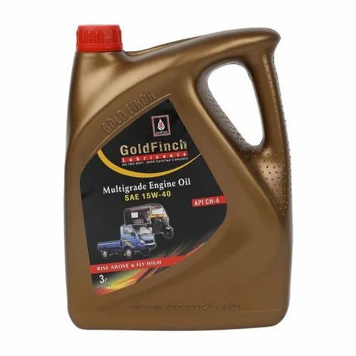 Customise Multigrade Engine Oil