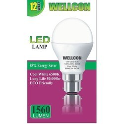 Wellcon 12w LED Bulb