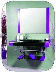 12mm Glass Vanity set