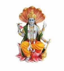 Marble God Vishnu Statues