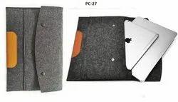 13.5 Portfolio With Leatherette