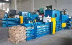 Horizontal Scrap Baling Press