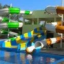 Splash Water Slide
