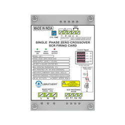 Single Phase Zero Cross Over - SCR Firing Card LZF-1
