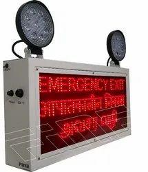 Industrial Emergency Light IEEEAVAN24L