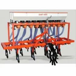 DLX  9 Tyne  Tractor Operated Seed Cum Fertilizer Drill
