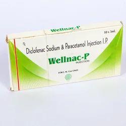 Diclofenac 25 mg Paracetamol 75 mg