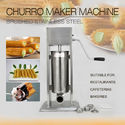 Commercial Manual Churro Maker Machine For Restaurant Churro Filler Machine