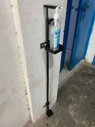 Wall Mount Hand Sanitizer Stand