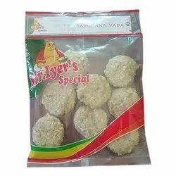 Frozen Sabudana Vada, Packaging Type: Ldpe Bag