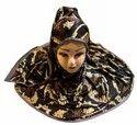 Women Snake Skin Printed Hijab Scarf Dupatta