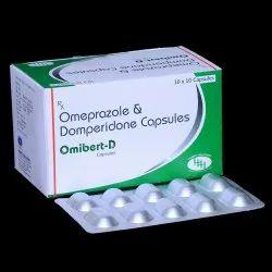 Omeprazole 20mg & Domperidone 10mg Capsules