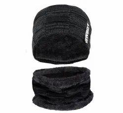 Winter Cap and Muffler Combo