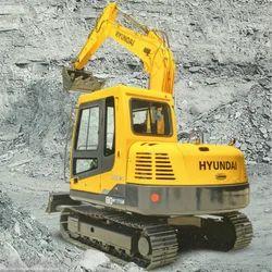R80  Crawler Excavator