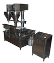 Double Auger Dry Syrup Filling Machine