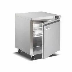 Trufrost Metal Door Stainless Steel Undercounter Freezer, Electricity, Number Of Shelves: 2