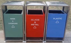Ss Dustbins Color Coded