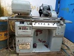 Used & Old Cylindrical Grinder Make Mipsa Available In Stock