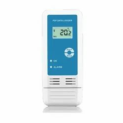Compact PDF Temperature and Humidity Data Logger RT / YMUP-20D