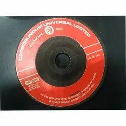 Carborundum Universal DC Grinding Wheel