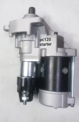Starter Pc120