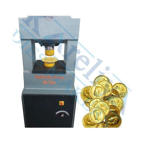 Coin Machine - Gold Coin Making Machine Manufacturer from Rajkot