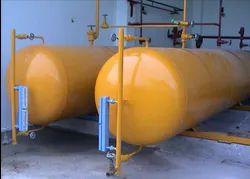 Ammonia High Pressure Receiver