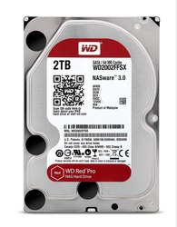 Western Digital DT 2TB 3.5 RD 7200 SATA 6GB/S N Red Pro