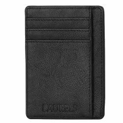 Premium Credit Card Holder With RFID Protection