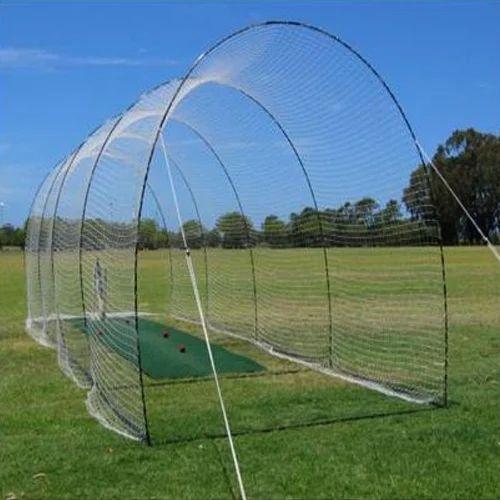 Cricket Equipment Cricket Practice Tunnel Net Manufacturer From Meerut