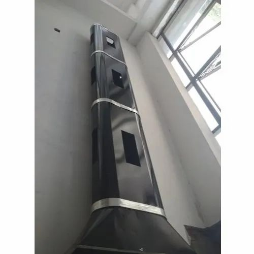 Capsule Oval Duct, For HVAC